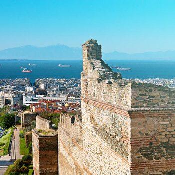 Thessaloniki Castles