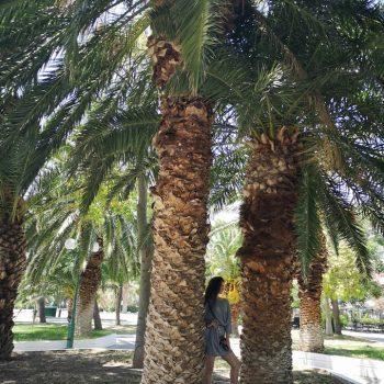 Παραλιακό πάρκο Λουτρακίου
