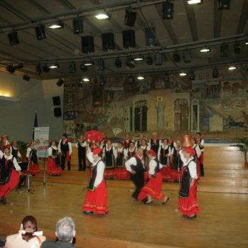 1ο Παγκόσμιο Φεστιβάλ Χορωδιών Μιούζικαλ 2011 -Θεσσαλονίκη- Χορωδία Francesco Paolo Tosti