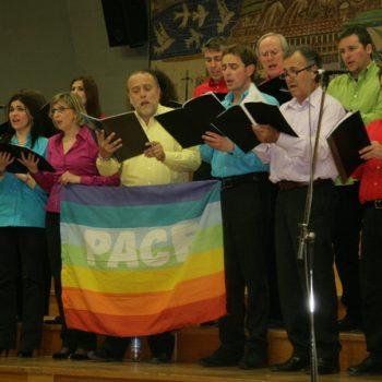 1ο Παγκόσμιο Φεστιβάλ Χορωδιών Μιούζικαλ 8-11 Απριλίου 2011 -Θεσσαλονίκη- Χορωδία Harmony