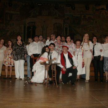 1ο Παγκόσμιο Φεστιβάλ Χορωδιών Μιούζικαλ 8-11 Απριλίου 2011 -Θεσσαλονίκη- Χορωδία Κοραής- Θεσσαλονίκη