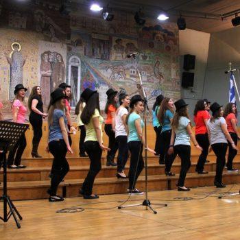 4ο Παγκόσμιο Φεστιβάλ Χορωδιών Μιούζικαλ 25-28 Απριλίου 2014 -Θεσσαλονίκη- Χορωδία La Vita Τρίπολη