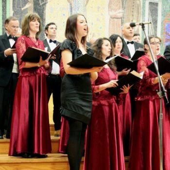 4ο Παγκόσμιο Φεστιβάλ Χορωδιών Μιούζικαλ 25-28 Απριλίου 2014 -Θεσσαλονίκη- Χορωδία Stim Naoumov ΠΓΔΜ