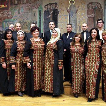 4ο Παγκόσμιο Φεστιβάλ Χορωδιών Μιούζικαλ 25-28 Απριλίου 2014 -Χορωδία Ahl Al Magna Αίγυπτος