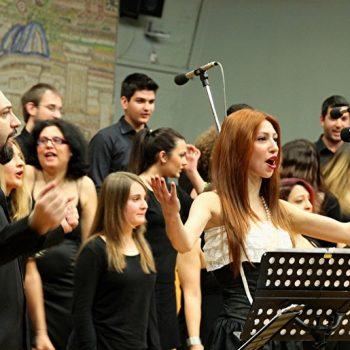 4ο Παγκόσμιο Φεστιβάλ Χορωδιών Μιούζικαλ 25-28 Απριλίου 2014 -Χορωδία Νίκος Αστρινίδης-Θεσσαλονίκη