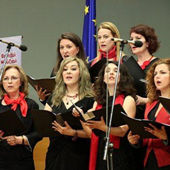4ο Παγκόσμιο Φεστιβάλ Χορωδιών Μιούζικαλ 25-28 Απριλίου 2014 -Χορωδία Cantus Arte