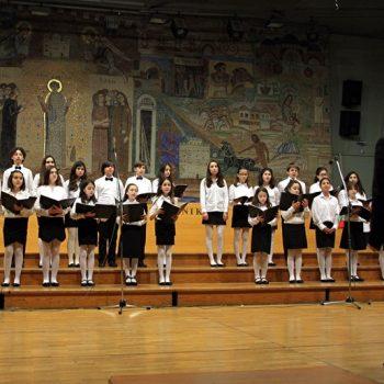 4ο Παγκόσμιο Φεστιβάλ Χορωδιών Μιούζικαλ 25-28 Απριλίου 2014 -Παιδική χορωδία του Πανεπιστημίου της Κωνσταντινούπολης- Τουρκία