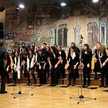 4ο Παγκόσμιο Φεστιβάλ Χορωδιών Μιούζικαλ 25-28 Απριλίου 2014 -Θεσσαλονίκη- Χορωδία Κηφισιάς Αθήνα