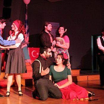 4ο Παγκόσμιο Φεστιβάλ Χορωδιών Μιούζικαλ 25-28 Απριλίου 2014 -Θεσσαλονίκη- Χορωδία Κοραής Θεσσαλονίκη