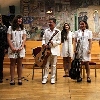 4ο Παγκόσμιο Φεστιβάλ Χορωδιών Μιούζικαλ 25-28 Απριλίου 2014 -Θεσσαλονίκη- Χορωδία Maestro Medikarov Βουλγαρία