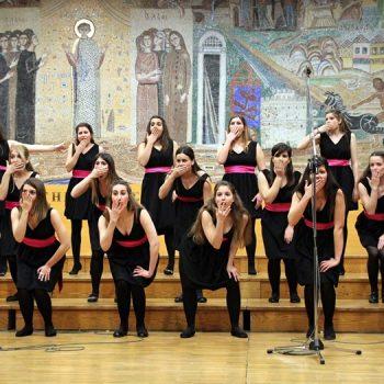 4ο Παγκόσμιο Φεστιβάλ Χορωδιών Μιούζικαλ 25-28 Απριλίου 2014 -Θεσσαλονίκη- Πολυφωνική Χορωδία Πάτρας
