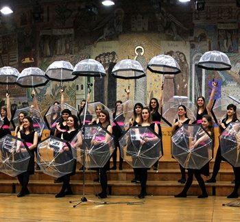 4ο Παγκόσμιο Φεστιβάλ Χορωδιών Μιούζικαλ 2014 -Θεσσαλονίκη- Πολυφωνική Χορωδία Πάτρας