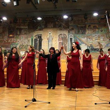4ο Παγκόσμιο Φεστιβάλ Χορωδιών Μιούζικαλ 25-28 Απριλίου 2014 -Θεσσαλονίκη- Χορωδία Vasil Arnaoudov Βουλγαρία