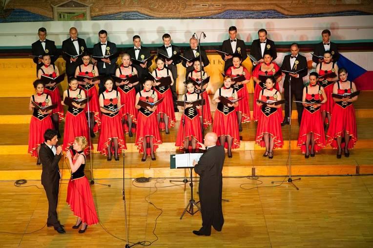 5ο Παγκόσμιο Φεστιβάλ Χορωδιών Μιούζικαλ 24-27 Απριλίου 2015 -Χορωδία Divina Armonia από τη Ρουμανία