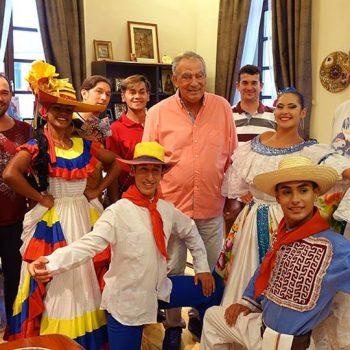 International Folk Dance Festival Greece
