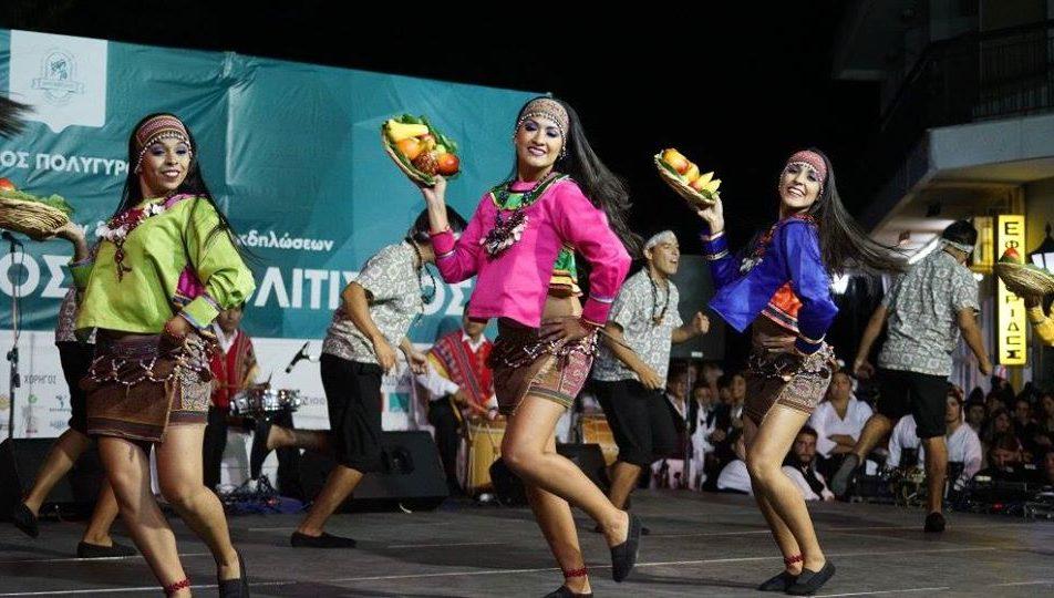 Διεθνές Φεστιβάλ Παραδοσιακού Χορού Πολύγυρος Χαλκιδικής