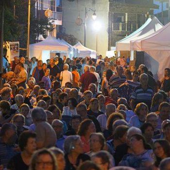 "4th International Folk Festival ""Taste Tradition Culture"" Polygyros Greece 23-27 August 2018 Diavlos Culture Groups and festivals Keti Zogogianni Efi Proikou www.diavloslink.gr"